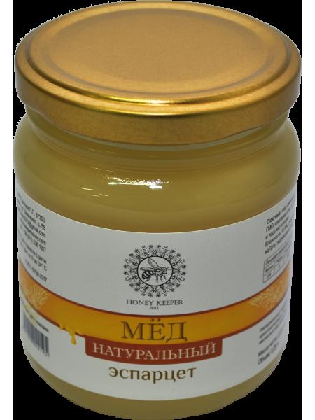 Мёд натуральный Эспарцет 0,5 (750гр)