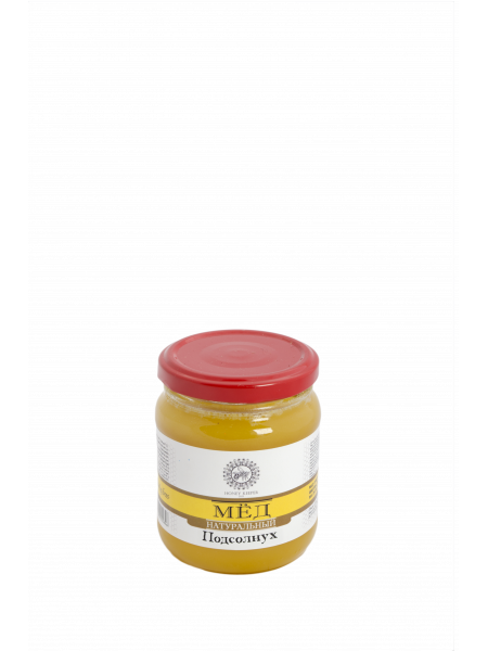 Мёд подсолнечный 0,25