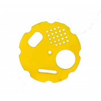 Летковый заградитель пластиковый круглый пятипозиционный