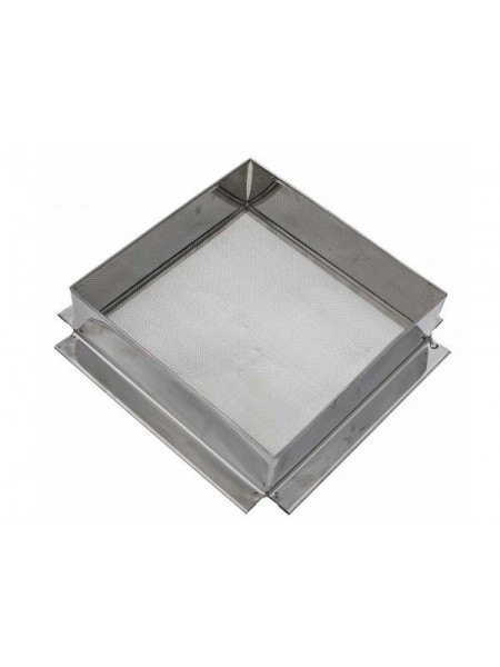 Фильтр для мёда квадратный